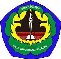 Logo SMA Negeri 4 Tangerang Selatan