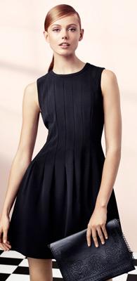vestido negro H&M comprar