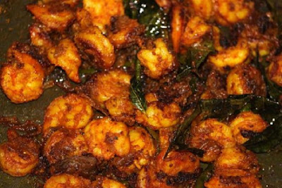goan prawn fry