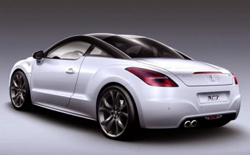 Peugeot RCZ Facelift Ready Stock di Dealer