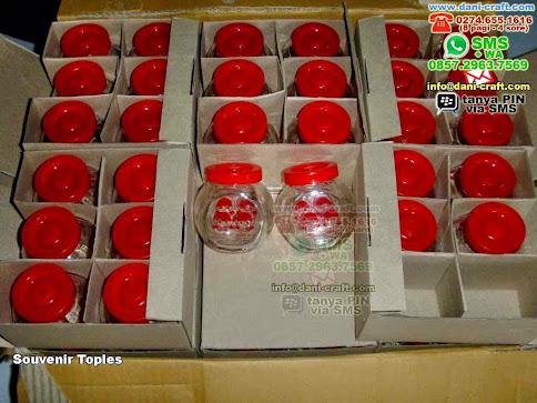 Souvenir Toples Gelas Beling Semarang