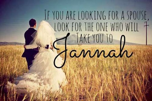 Looking For a Spouse ?