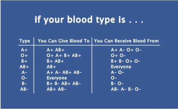 Blood Type Who Can Use That
