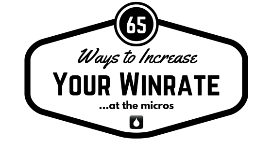 65 ways to increase your poker winrate at the micro stakes