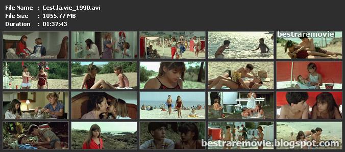 La baule-les-Pins / C'est la vie (1990) Ein Sommer an der See