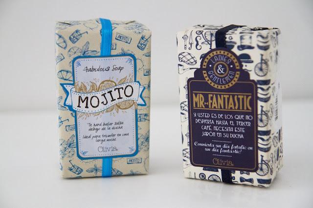olivia soaps mojito y mr fantastic