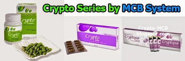 Jajaran produk CRYPTO