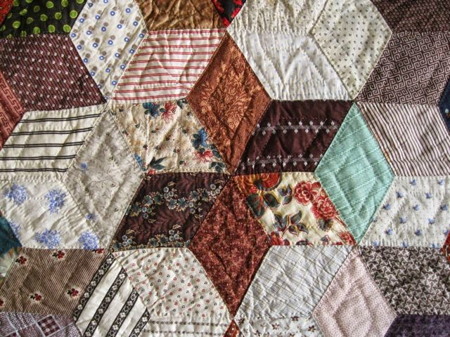 World Turn'd Upside Down: How to Care for and Repair Vintage and ... : antique quilt - Adamdwight.com