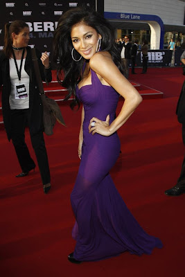nicole scherzinger at men in black 3 germany premiere hot images