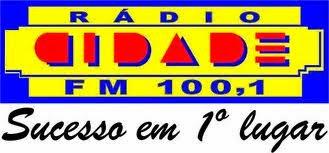 ouvir a Rádio Cidade FM 100,1 Foz do Iguaçu PR