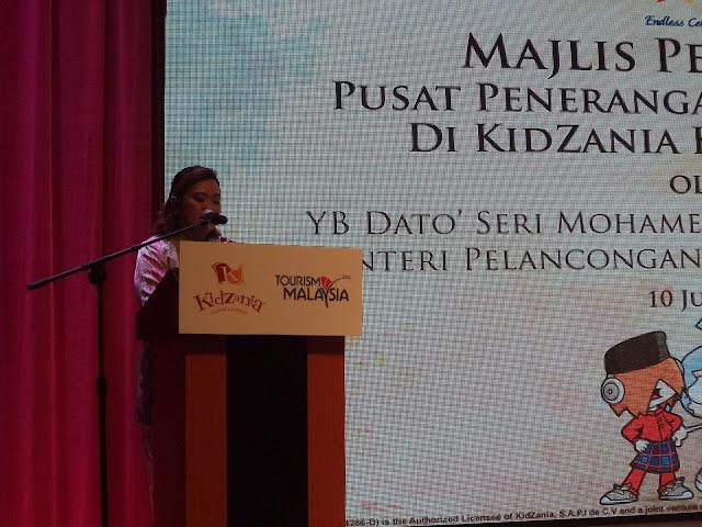 Susanah Abdul Rani, Governor of KidZania Kuala Lumpur and Singapore