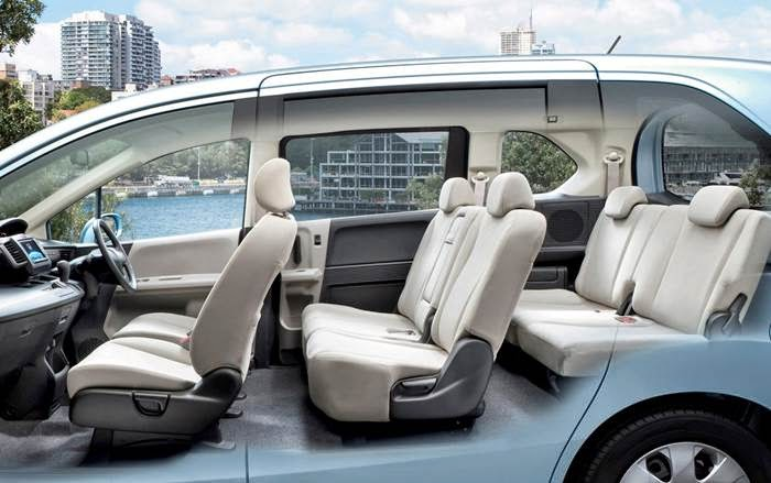 Honda Launched 2014 Interior