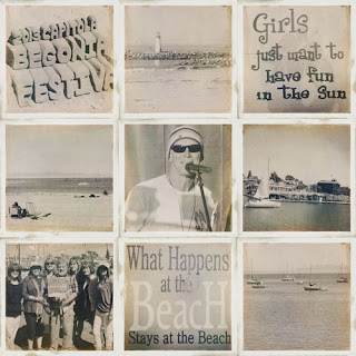 collage of nine images from Santa Cruz, friends, boats, Begonia Festival, sail boat