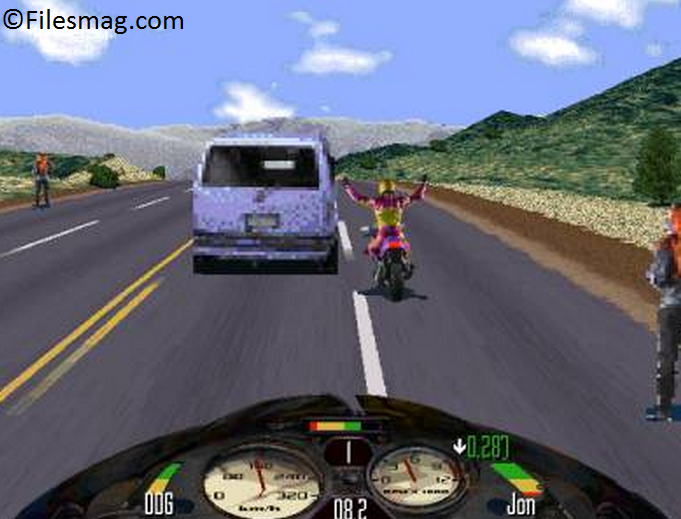 Road Rash 2002 PC Game Free Download