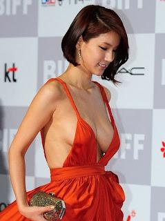 foto payudara artis korea hot