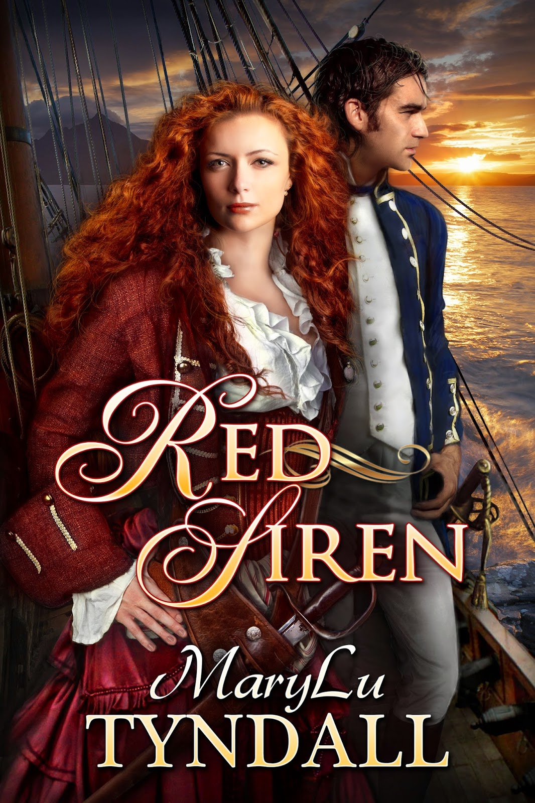 My novel the red siren a tale about another colonial woman pirate