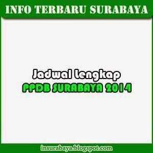 Jadwal PPDB Surabaya 2014