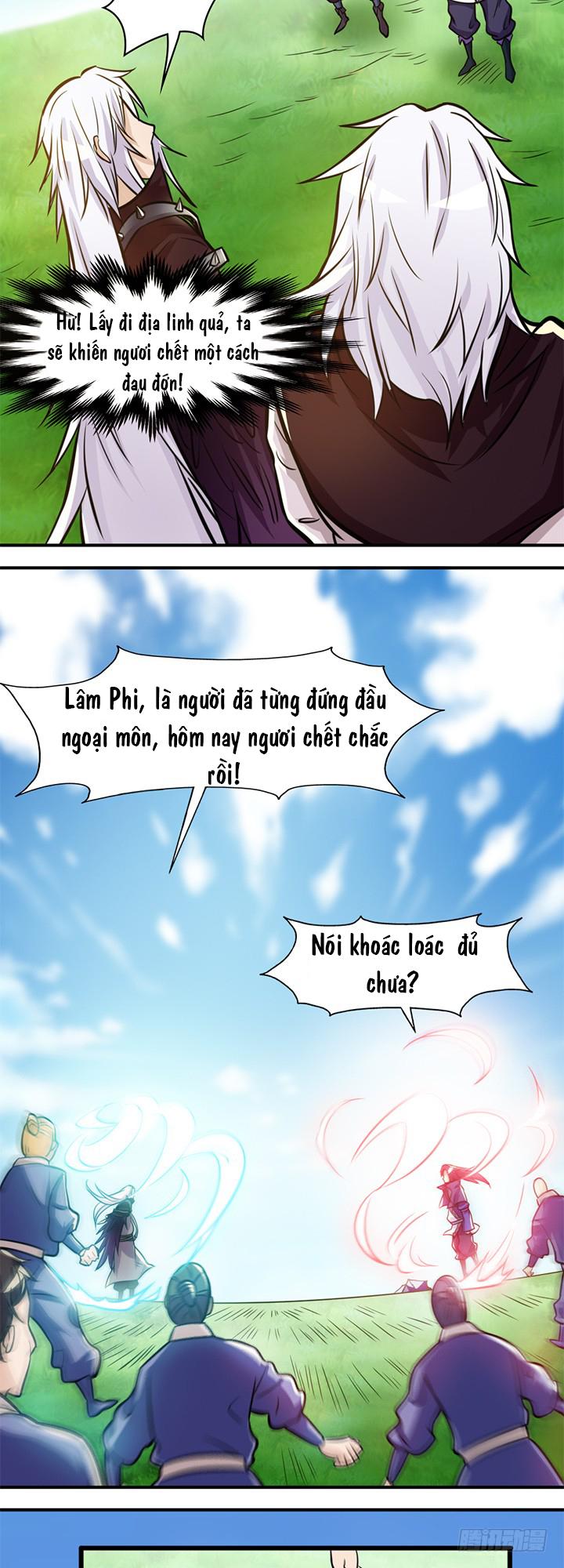 Lâm Phi Truyện - Chap 31