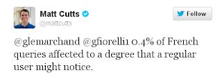 Matt Cutts replies  glemarchand