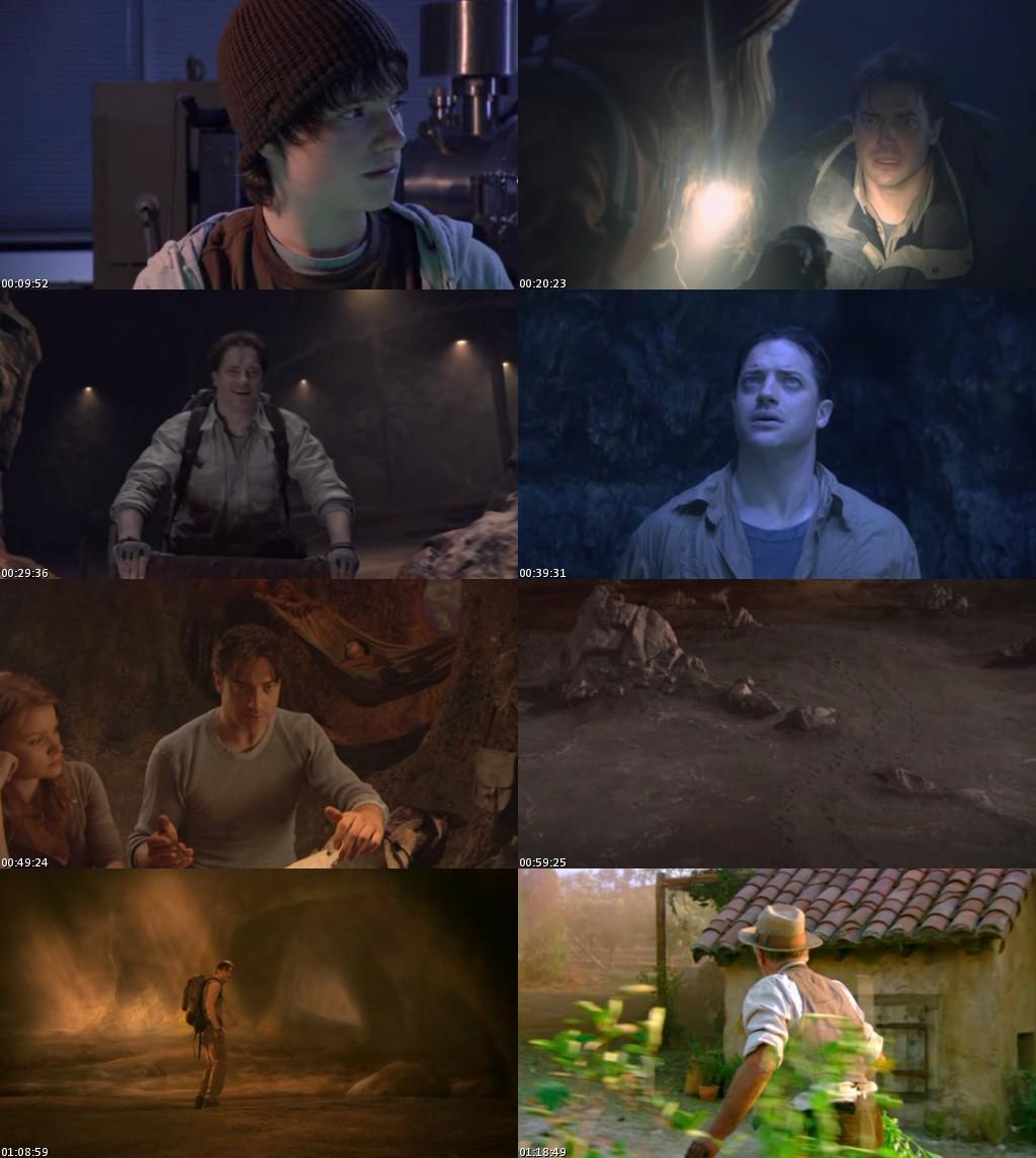 Viaje al Centro de la Tierra (2008) [DVDRip] [Español]