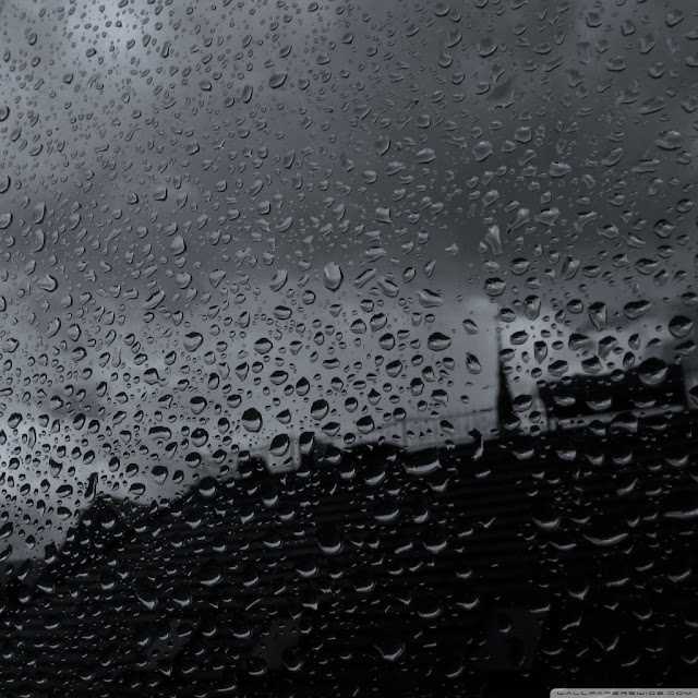 download rainy ipad wallpaper 21