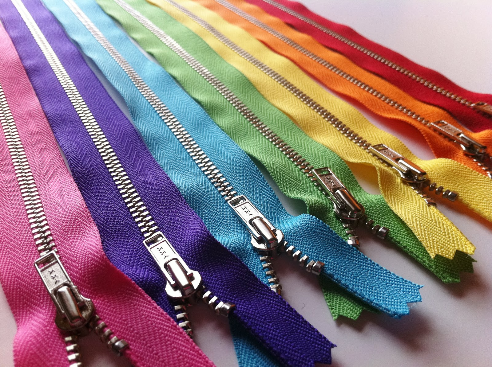 ykk zippers Our zipper styles any tape color, length and teeth finish can't beat the price zipper tape color options are in our color card section.
