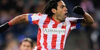 Falcao consigue cinco goles frente al Depor