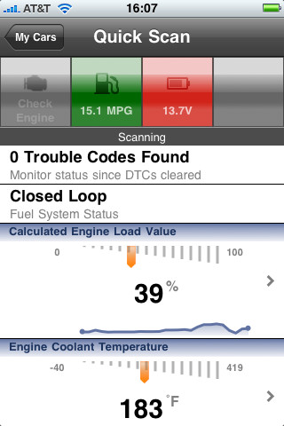 FuzzyCar para iOS