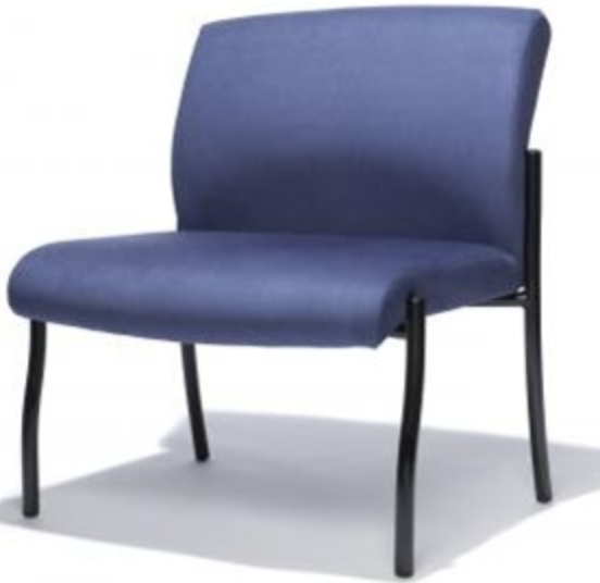 Sidekick Big and Tall Guest Chair by RFM