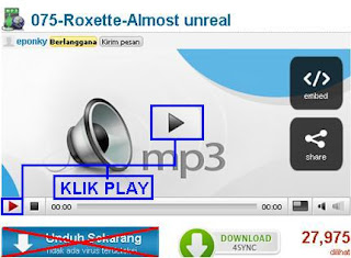 Cara Cepat Download MP3 Dan Video di 4shared