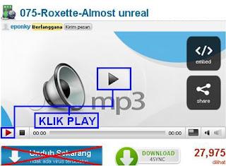 Cara Cepat Download MP3 Dan Video di 4shared