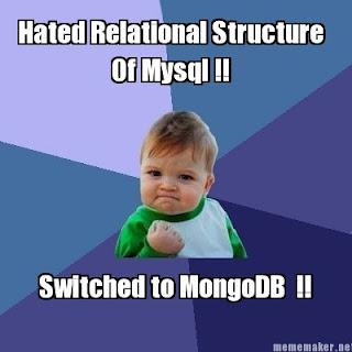 MongoDB Meme