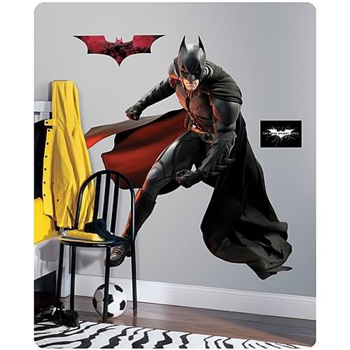 Hopskoch the dark knight get the look for Batman mural wallpaper