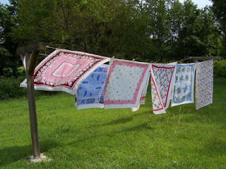 beautiful clothes line