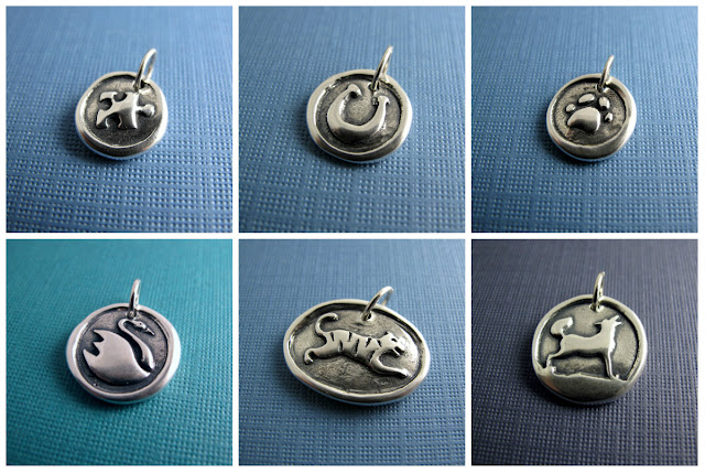 beth hemmila hint jewelry sterling silver charms pendants