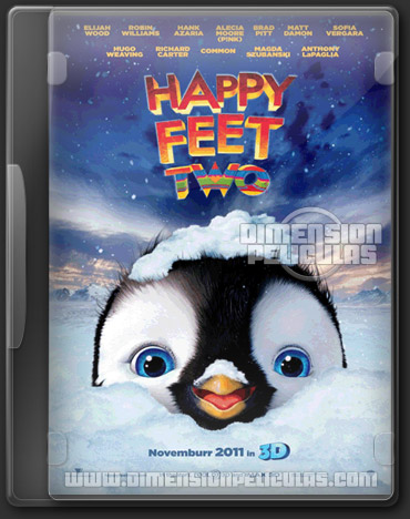 Happy Feet 2 (DVDRip Ingles Subtitulado) (2011)