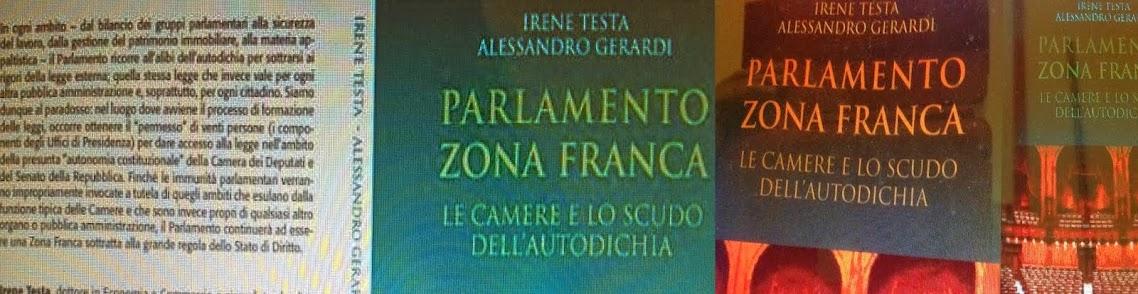 Autodichia. Parlamento Zona Franca