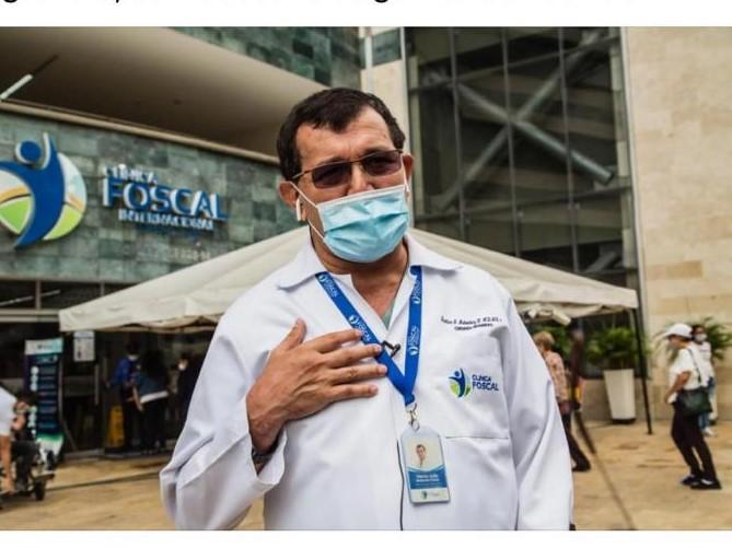 Médico malagueño, el primer santandereano que recibirá la vacuna contra el Covid-19