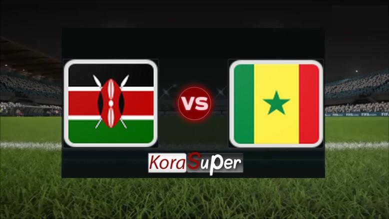 مشاهدة السنغال وكينيا 01-07-2019