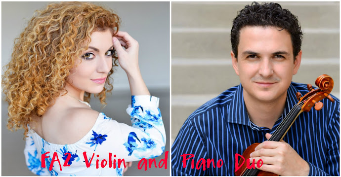 Fa2 Violin Piano Duo
