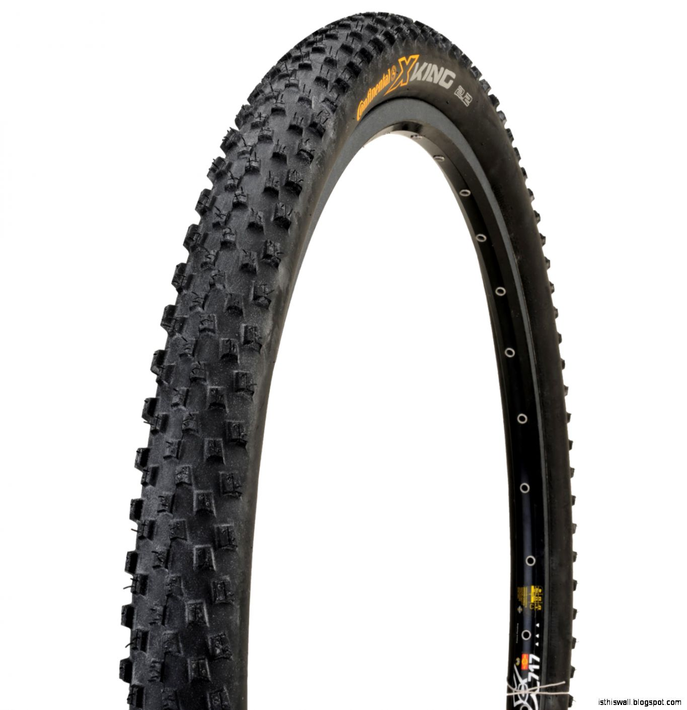 Continental Tires Mountain Bike