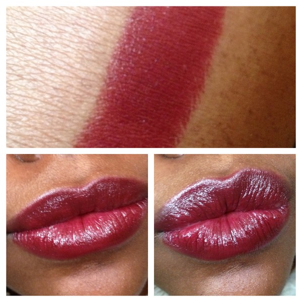 Populaire Sheer Beauty: My Back To MAC Freebie - Hang Up Lipstick Review UV92
