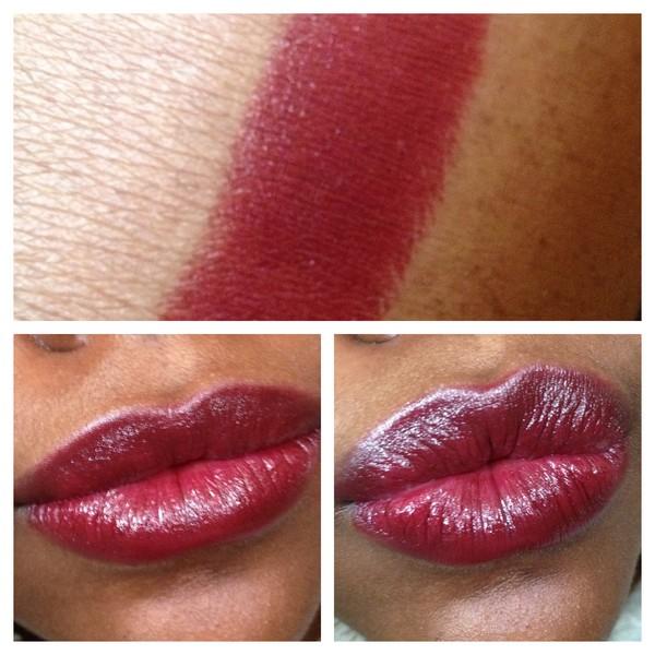Sheer Beauty: My Back To MAC Freebie - Hang Up Lipstick Review