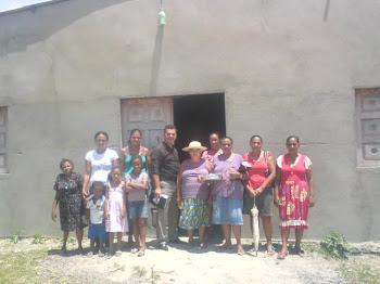 Obra Missionária em Pariporé/SE