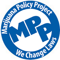 MMP - Marijunaa Policy Project Logo
