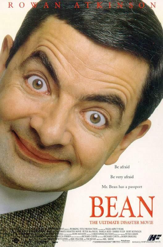 Phim Mr Bean - Mr Bean
