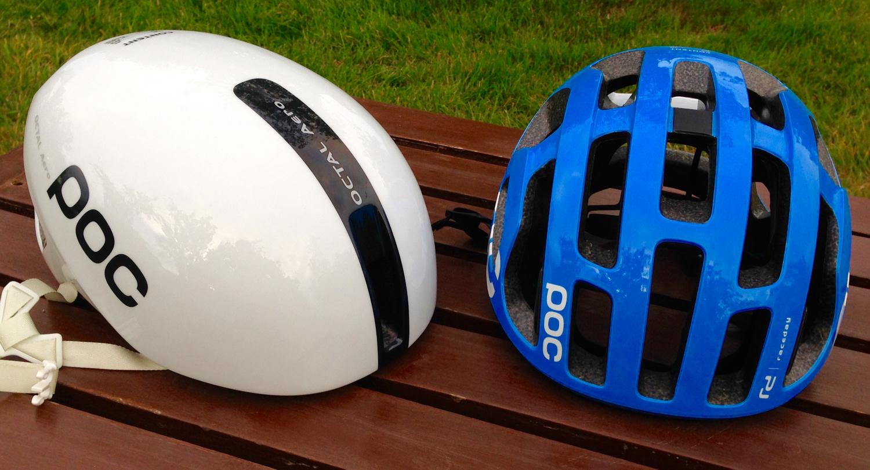 Review: POC Octal Raceday Helmet and Octal Aero Helmet