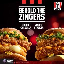 KFC Finger Licking Good!