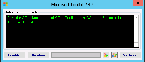 Microsoft+toolkit+2.4.3 Microsoft Toolkit 2.4.3   Official KMS Solution for Microsoft Products
