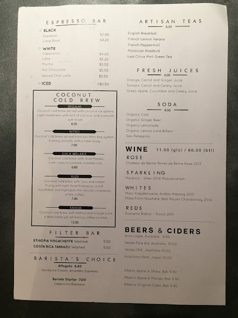 montana brew bar review pomo drinks menu